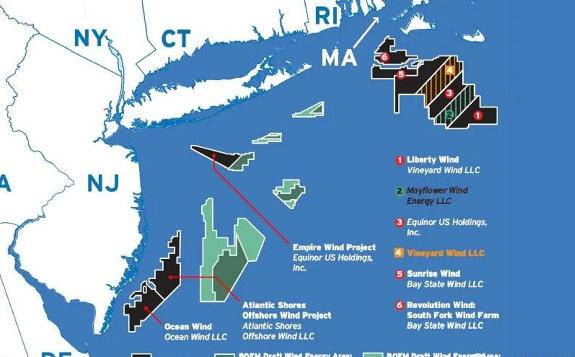 Vineyard海上风电项目可能搁浅,维斯塔斯将失去在美唯一订单