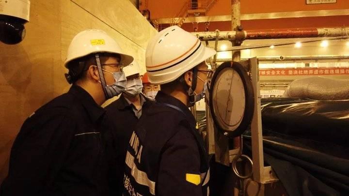 石岛湾高温气冷堆示范工程首台反应堆冷态功能试验成功
