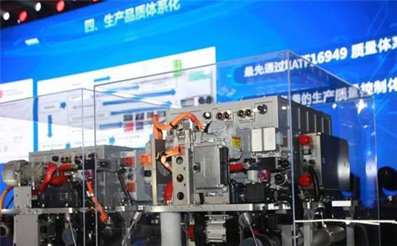 中国氢能产业蓬勃发展 国产化商业化步伐提速