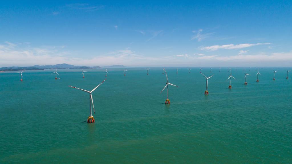 《海上风力发电机组支撑结构安全监测技术导则》的出台,填补业内安全监测领域空白