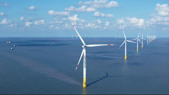 我国首个中外合资海上风电项目正式落地!