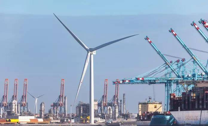 GE的Haliade-X 13 MW海上风机将逐渐安装在英国Dogger Bank风电场