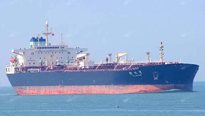 天津港集团圆满完成首船上海期货交易所交割原油接卸
