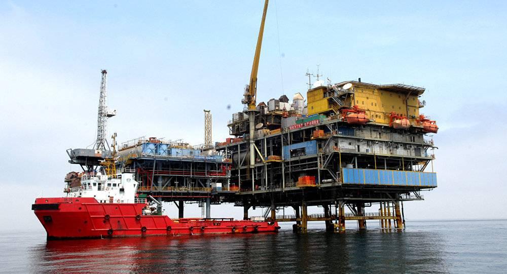 我国渤海湾首个千亿方大气田——渤中19-6气田试验区投产