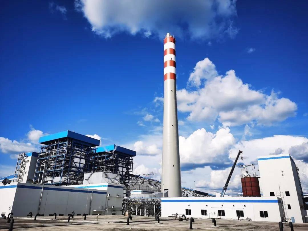 印尼卡尔滕项目1号机组96小时净出力考核试验顺利结束