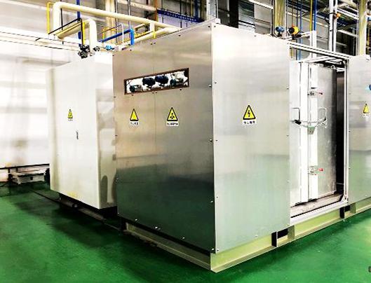 国内首套20kW级固体氧化物燃料电池发电系统试车成功