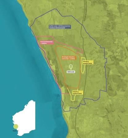 澳大利亚计划建造一个全球最大26GW混合动力发电厂,以及绿色氢枢纽