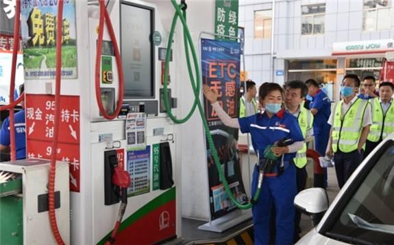 中国能源行业也在加快数字化转型,加油站的智慧化进程正在积极推进