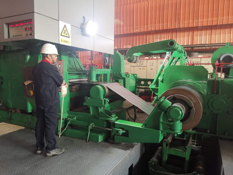 我国极薄取向电工钢制备技术达到国际先进水平