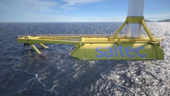 Saitec Offshore Technologies與RWE Renewables公司共同開發DemoSATH項目