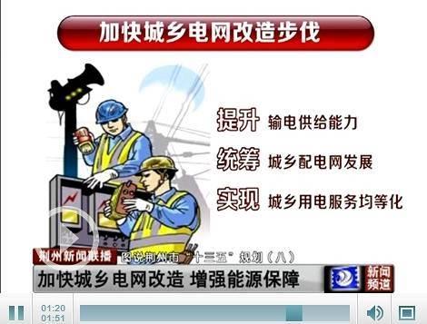服务'新基建',全面构建国际领先城乡配电网,为美丽中国赋能