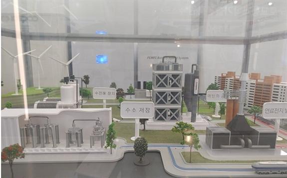 韩国公司选择韩国水电与核电公司(KEPCO)计划开发核能制氢技术