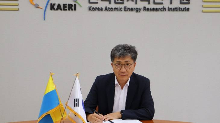 韓國將在切爾諾貝利核電站處理放射性污染材料技術