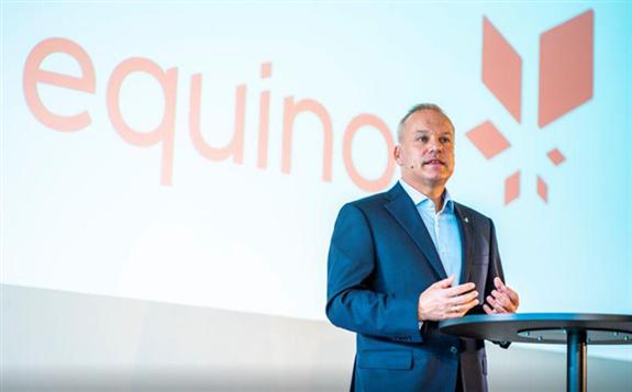 挪威能源集团Equinor的目标是到2050年实现净零排放