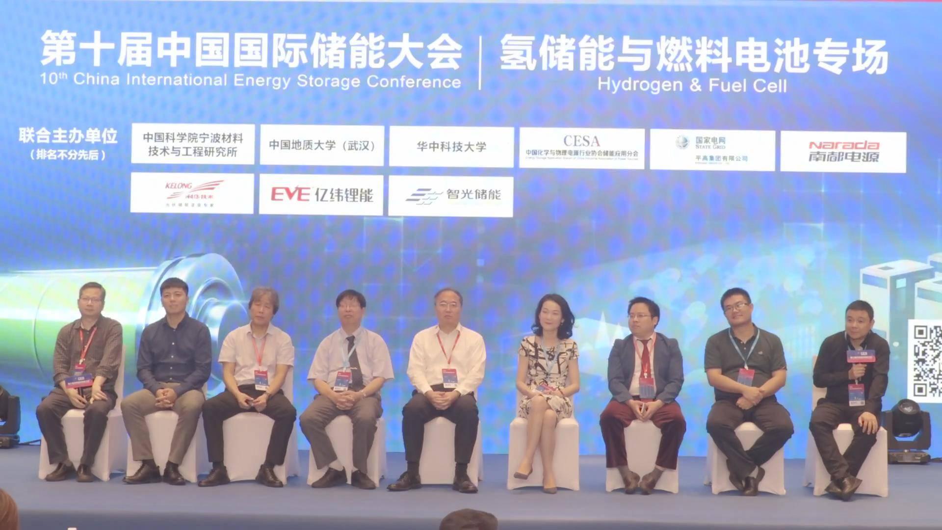 第十屆中國國際儲能大會互動對話