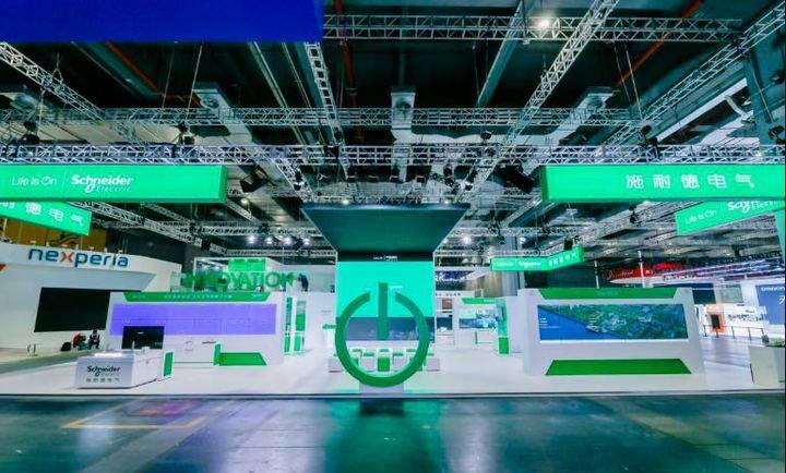 一起来逛进博会:科技含量高,硬核装备镇场子