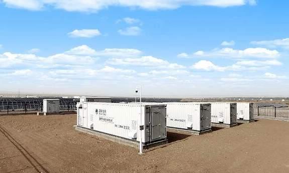 新疆积极推进发电侧光伏储能项目应用示范