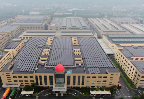 浙江省内首个客户侧兆瓦级光储一体站建成投运