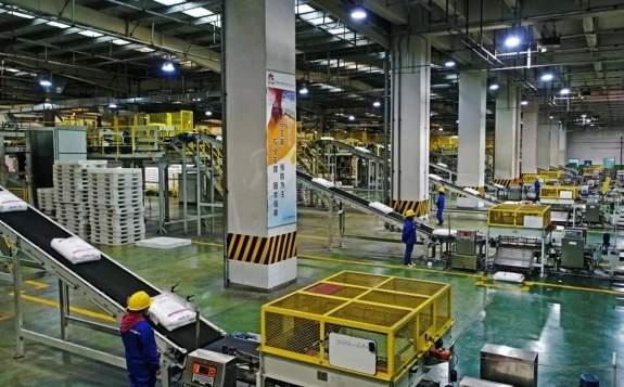 榆能化公司累计生产聚烯烃产品100.25万吨,连续五年突破百万吨