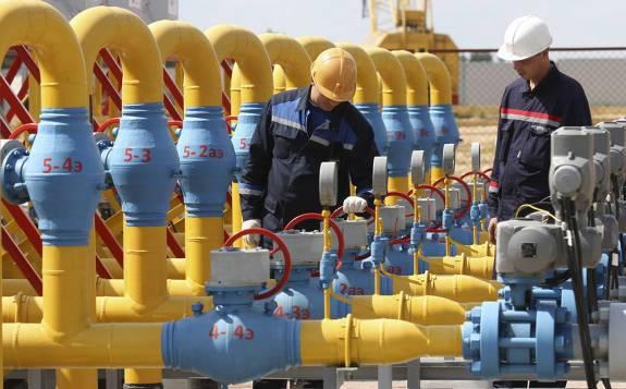 10月下旬乌克兰向匈牙利出口天然气有所增加