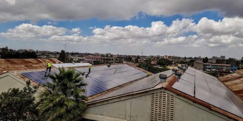 尼日利亚:农村电气化局REA为Ozubulu医院安装7.5 kWp光伏电站