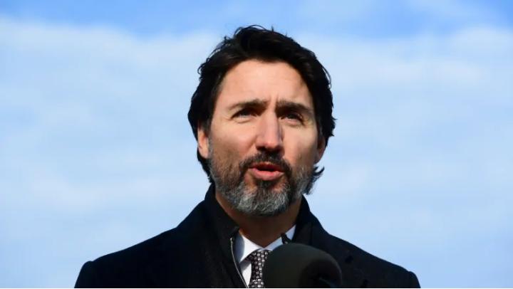 加拿大总理特鲁多推出新的净零排放计划