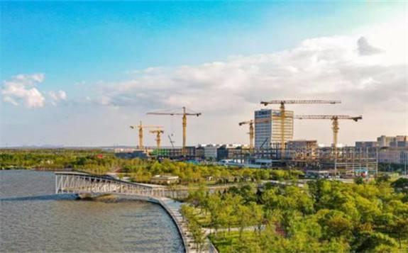 3年新增投资3000亿,上海自贸试验区临港新片区落地重点项目100个!