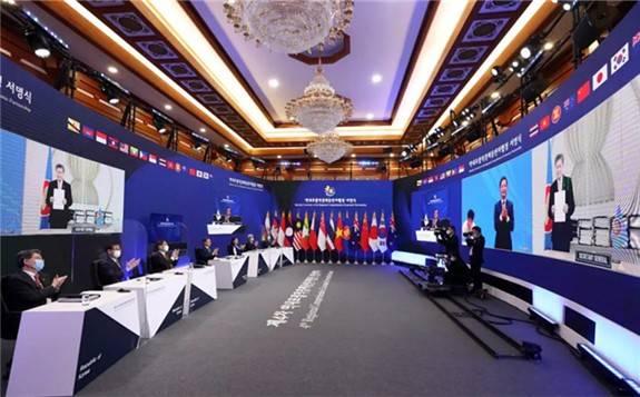多国人士看好全面经济伙伴关系协定(RCEP)红利