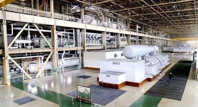 4台1000兆瓦汽轮发电机组!东方电气助力世界最大单体综合能源基地