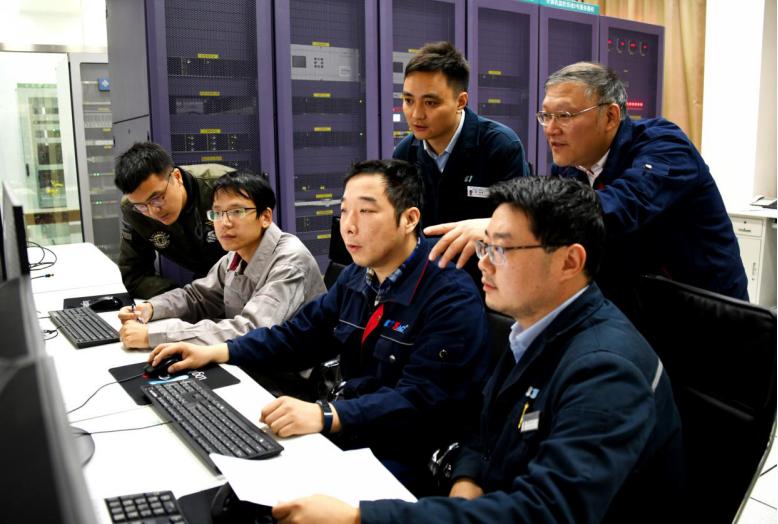 """中国华电新一代""""华电睿信""""水电智能监控系统,成功在构皮滩水电站投运"""