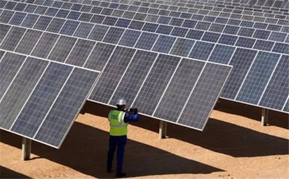 中国电科与土耳其Kalyon集团签署500MW光伏产业园二期项目合同