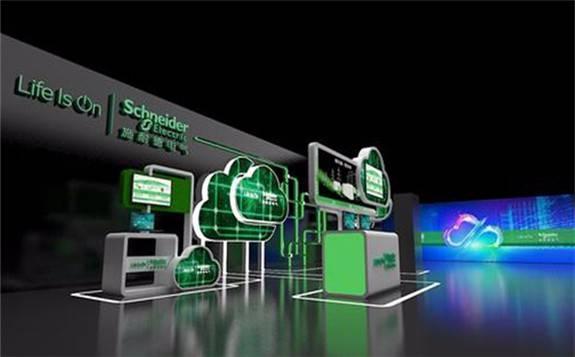 施耐德电气以智能配电方案 促进福能海峡海上风电项目提质增效及数字化业务推广