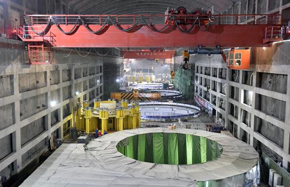 探访国内首个百万千瓦级EPC建设水电站——杨房沟水电站