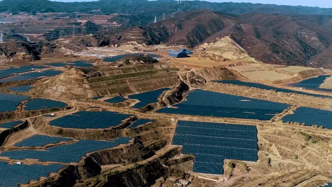300MW并网!特变电工新能源助力山西能源改革和转型发展