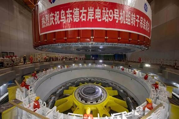 """创造多项世界之""""最"""",乌东德水电站打造中国版水电新奇迹"""