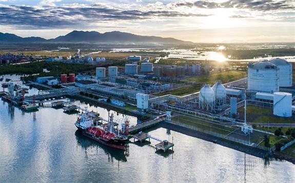 越南与美国通用电气公司(GE)和Genco 3签署第五个天然气能源开发意向