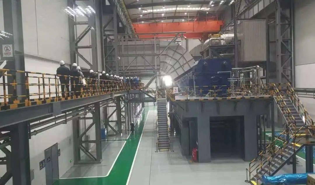 重磅!六位院士共同见证我国首台F级50兆瓦重型燃机满负荷运行!