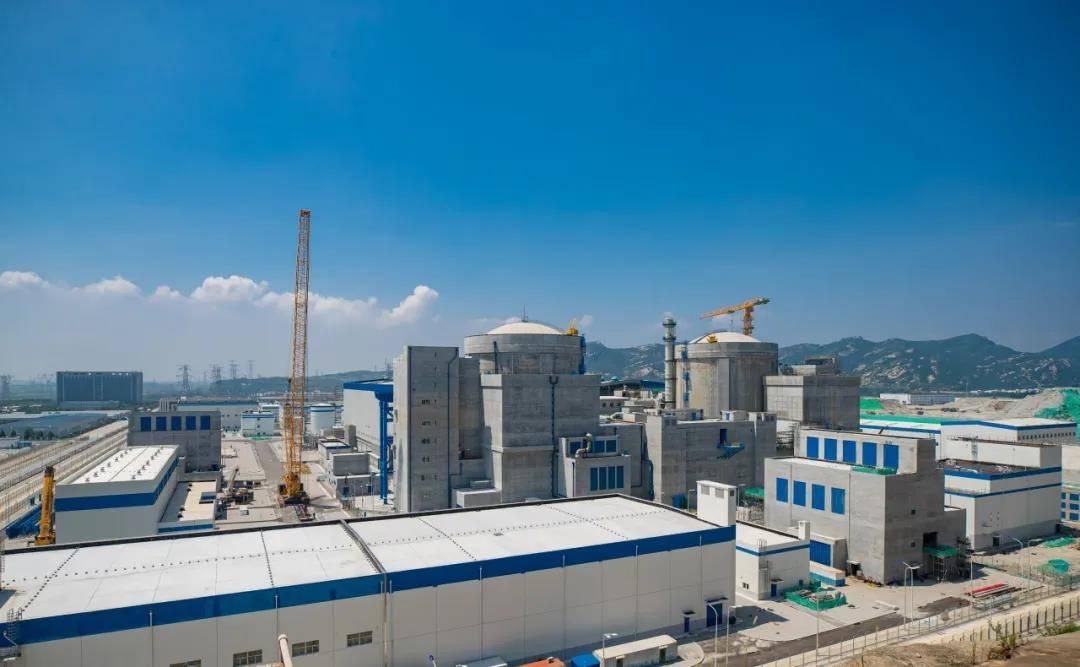 田湾核电6号机组热态功能试验正式开始