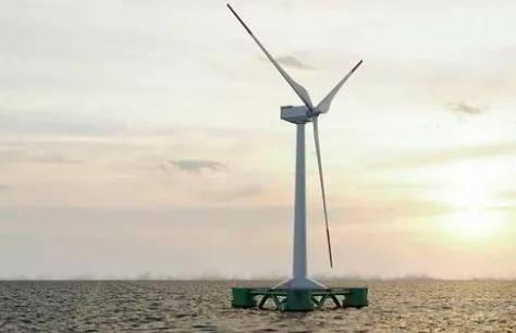 全球最大浮式海上风电项目落户韩国