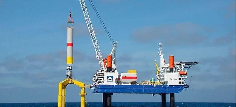 一站式海上平台Energy-Plus将被建设,利用海上风电制氢和制氨