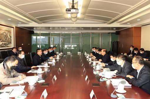 """国家电网辛保安:全力服务首都""""四个中心""""建设,促进北京经济社会高质量发展"""