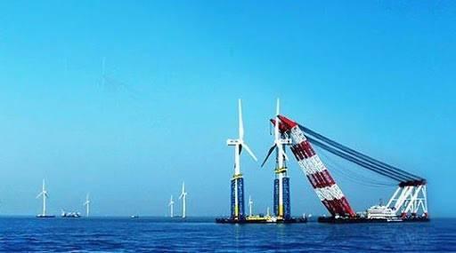 荷兰北海Borssele 1和2海上风电场全部投入运营
