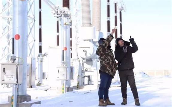 内蒙古锡林郭勒盟500千伏输变电工程投运 清洁能源输往京津冀鲁等地