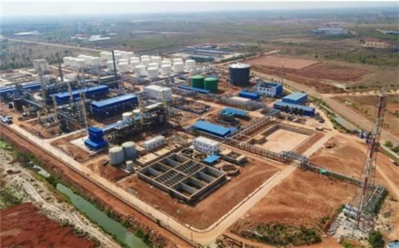 中老合资!老挝首个石油炼化项目投产!