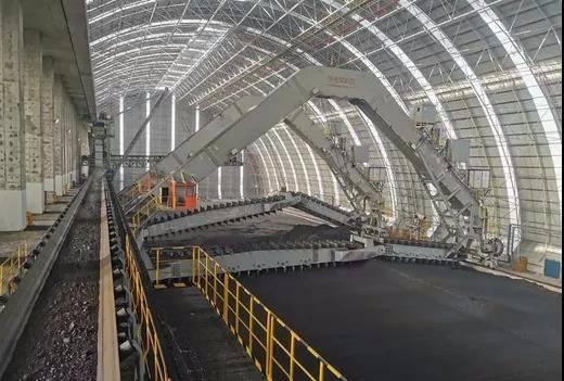 神华榆林SYCTC-1煤化工项目全面建成交工