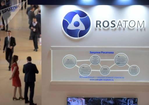 俄羅斯國家原子能近期目標:海外訂單總額介于1350億~1400億美元之間