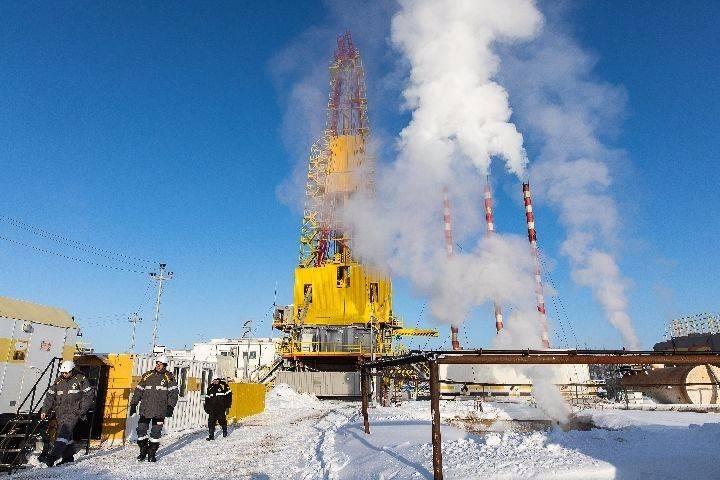 俄罗斯沃斯托克大型石油项目开始运营