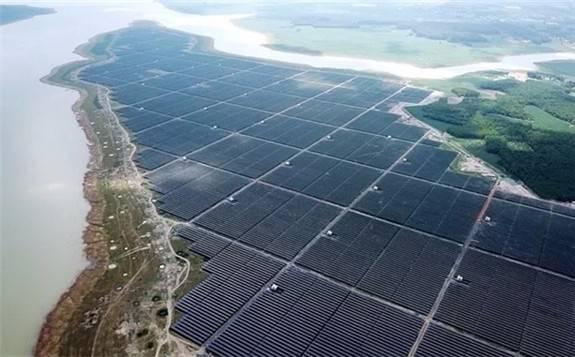 越南暂停增补太阳能发电项目