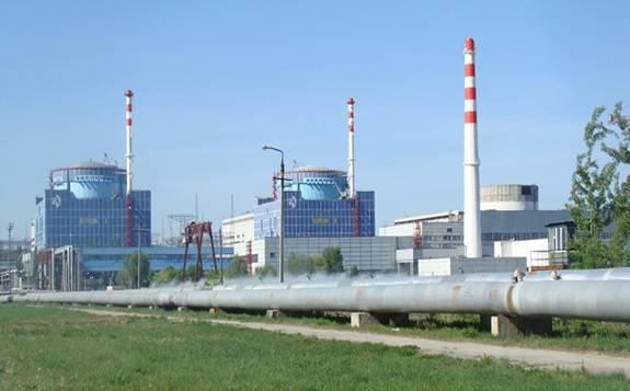 烏克蘭赫梅利尼茨基核電廠兩臺核電機組恢復建設