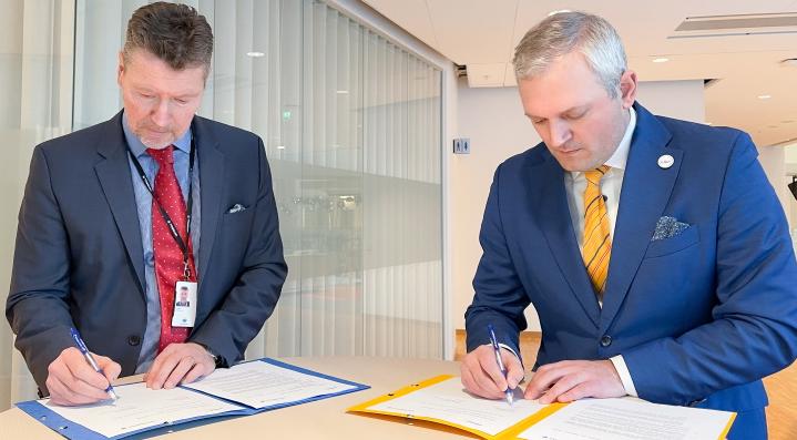 瑞典与爱沙尼亚进一步开展小型堆(SMR)领域间合作